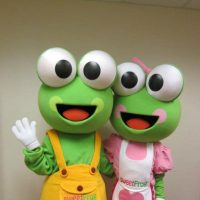 Get to Know Scoop and Cookie: How Our Mascots Serve as Brand Ambassadors