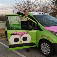 James Sherrill, a SweetFrog Franchisee