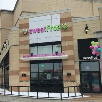sweetFrog store front